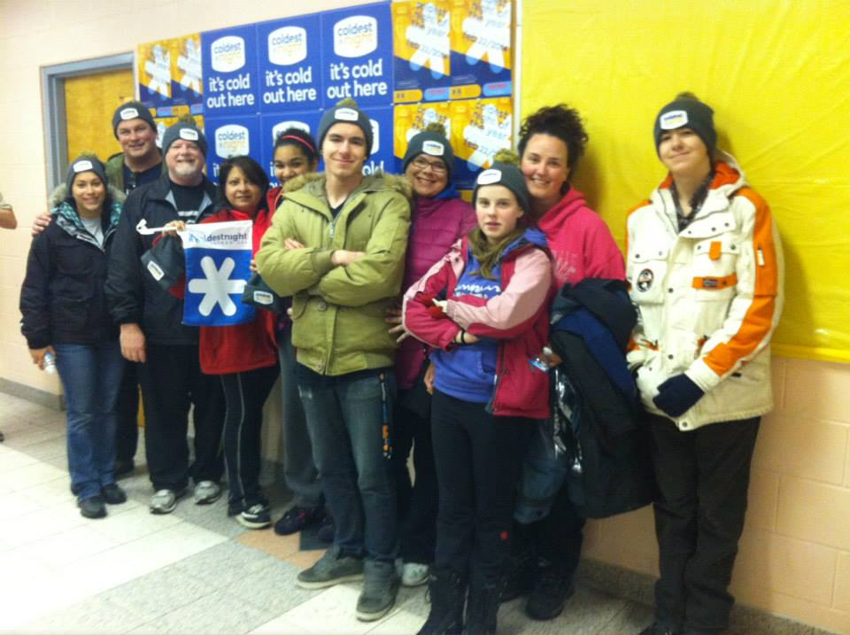Neighbour to Neighbour Coldest Night of the Year Walk