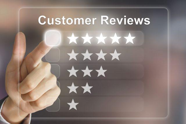 How to Handle Both Good and Bad Customer Reviews