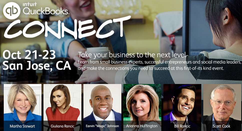 QuickBooks Connect Conference