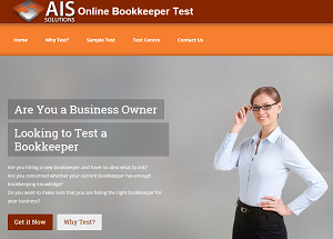 Launch of the Online Bookkeeper Training Website