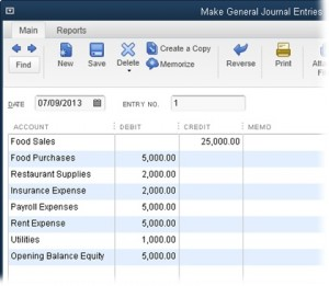 accounting for customer deposits
